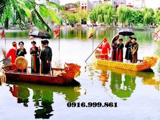 Bắc Ninh với làn quan họ nổi tiếng tại Việt Nam