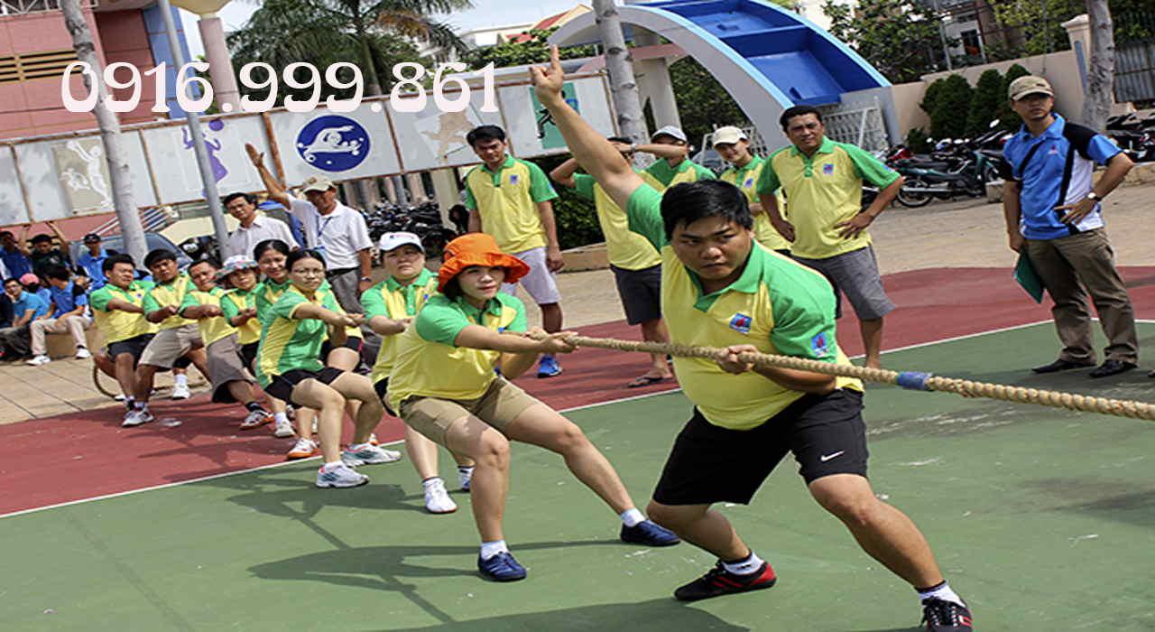 Tổ chức ngày hội thể thao, ngày hội gia đình là sự kiện thường thấy tại mọi doanh nghiệp