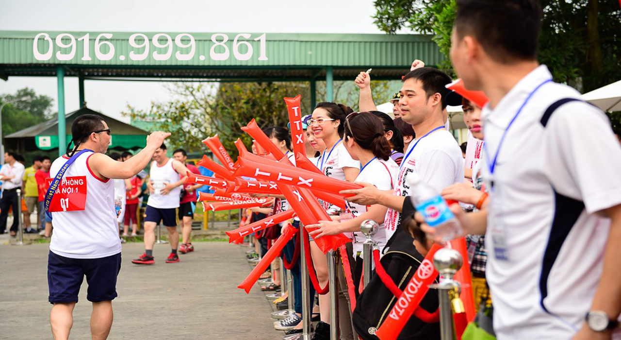 Nâng cao sức khỏe thể lực và tinh thần cho nhân viên trong công ty khi tổ chức ngày hội thể thao