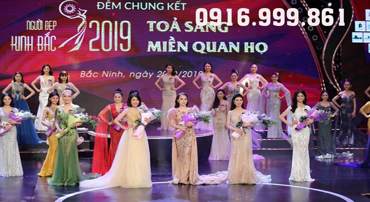 Lựa chọn đơn vị đồng hành chuyên nghiệp cùng các cuộc thi, sự kiện tại Bắc Ninh